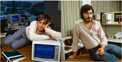 """fe54ffe69ef """"Me orino en su NeXT"""", llegó a decir Bill Gates de una de las creaciones de Steve  Jobs. Y el creador de Apple le respondió no menos escatológico a Gates ..."""