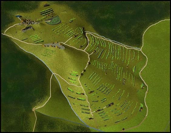 Arqueólogos descubren las ruinas de una ciudad maya en Estados Unidos
