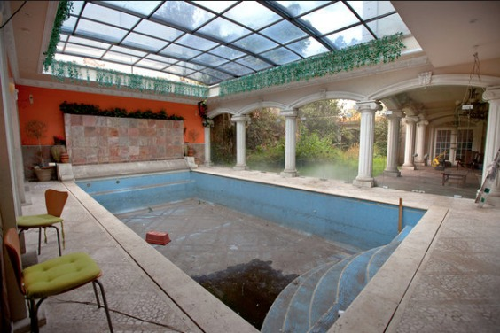 embargo casa mexico: