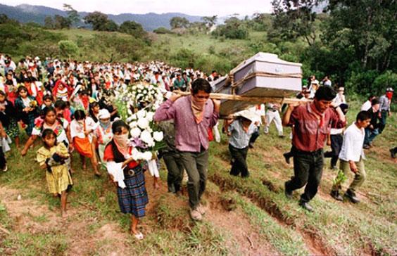 Exigen Las Abejas asumir masacre de Acteal como crimen de Estado