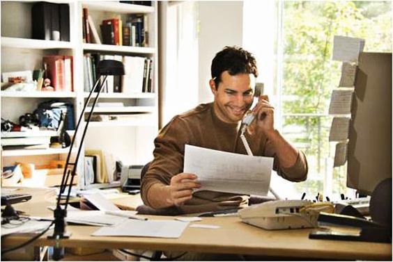 15 razones para dejar de trabajar en casa y buscar oficina for Trabajar en oficinas de mercadona