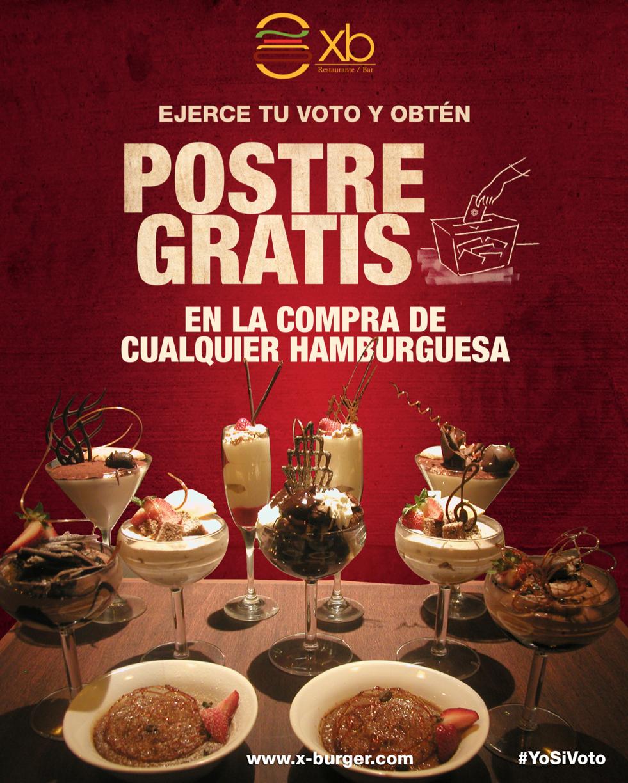 Elecciones2012 ofrecen diversas promociones a quienes for Articulos para restaurantes