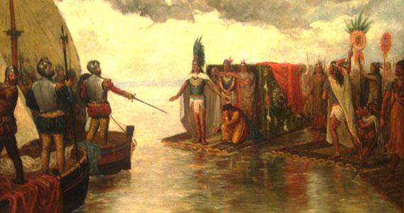 A 491 Años De La Rendición De Tenochtitlan 5 Personajes
