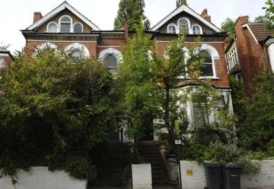 La casa que vio nacer a la legendaria banda Pink Floyd será subastada mañana Pfhouse1-2-564x389