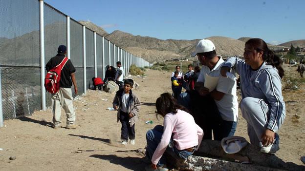 El Plan Frontera Sur ha sido un éxito para Estados Unidos. Foto: Especial.