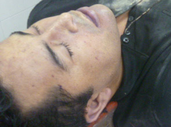 """""""El Lazca"""" murió en 7 de octubre de 2012 en un enfrentamiento con la Marina. Foto: especial"""