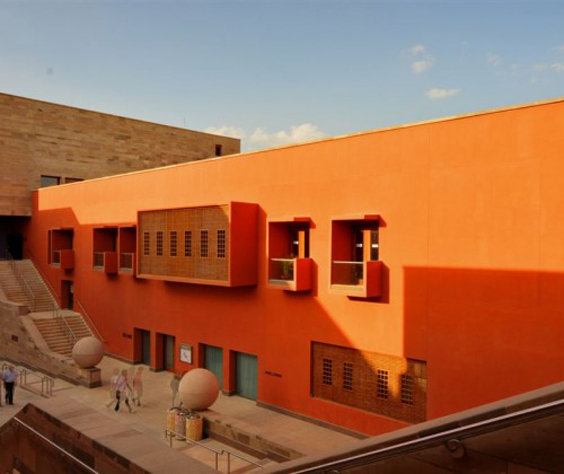 10 obras poco conocidas de ricardo legorreta for Arquitecto universidad