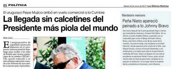 Peri dico chileno las ltimas noticias compara el peinado for Ultimas noticias dela farandula