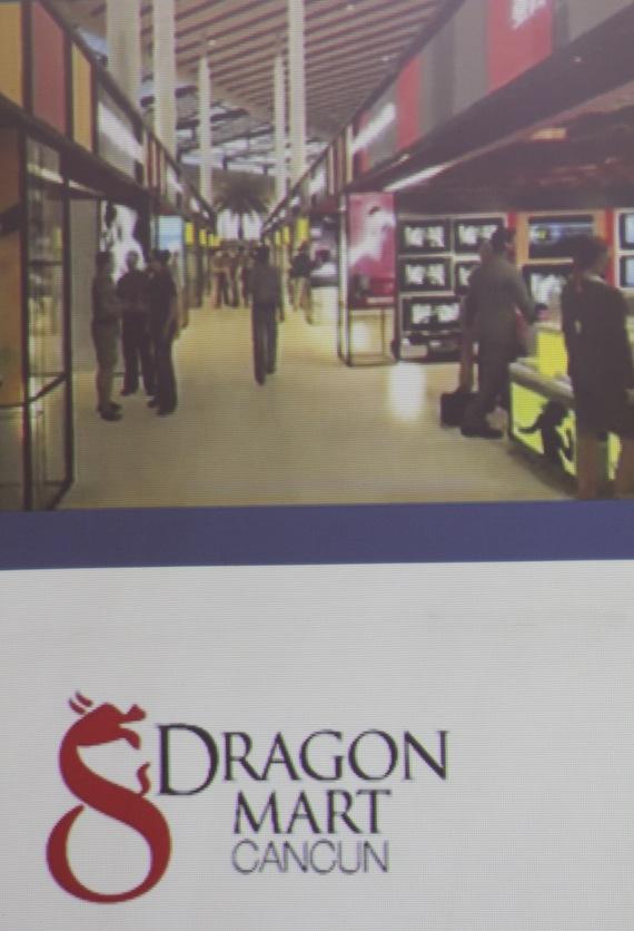 El proyecto Dragon Mart. Fotos: Cuartoscuro