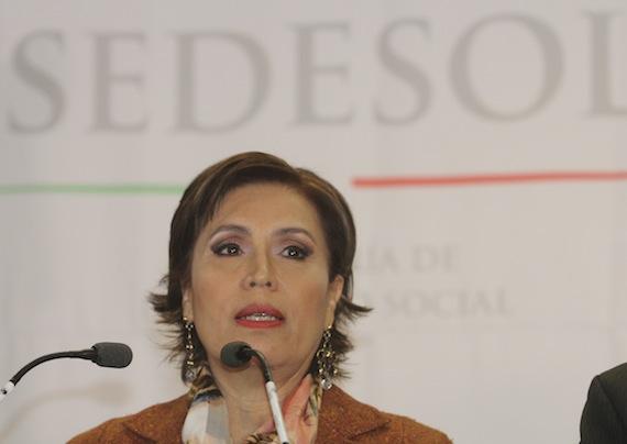 Bejarano denunció que la estrategia del PRI y los programas sociales de Sedesol podrían ayudar  al PRI a ganar el DF. Foto: Cuartoscuro