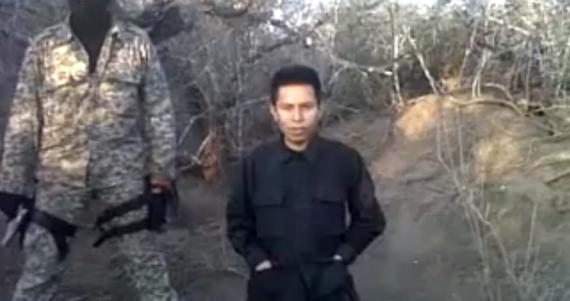 Un VIDEO exhibe la presunta ejecución de colaborador de la página de
