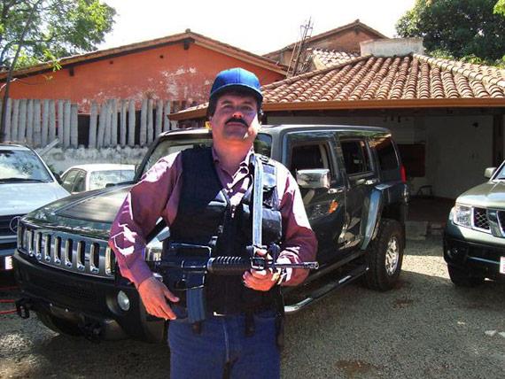 Una de las fotos más recientes del capo. Foto: Archivo