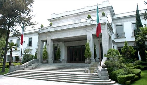 Microhistorias 10 datos curiosos sobre la residencia oficial de los pinos - Casa los pinos ...