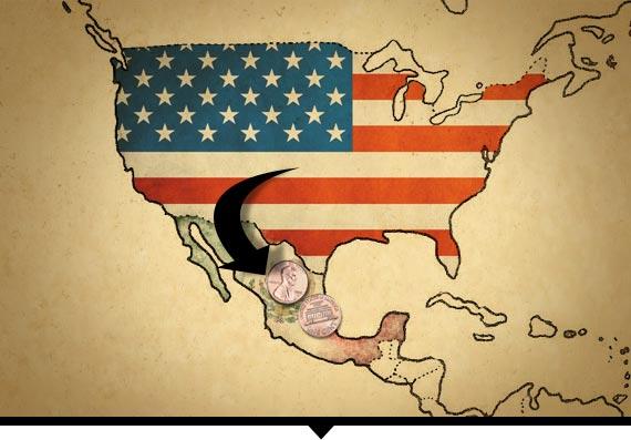 Resultado de imagen para REMESAS DE ESTADOS UNIDOS A MEXICO