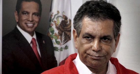 El ex Gobernador es considerado como uno de los más corruptos de México Foto: Cuartoscuro