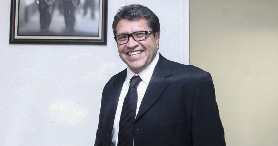 El Senador Ricardo Monreal. Foto: Cuartoscuro