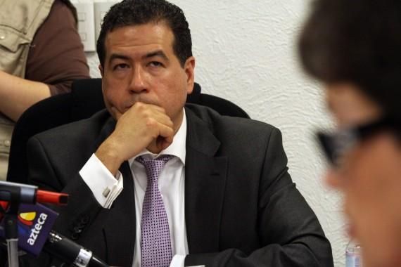 Ricardo Mejía. Foto: Antonio Cruz, SinEmbargo