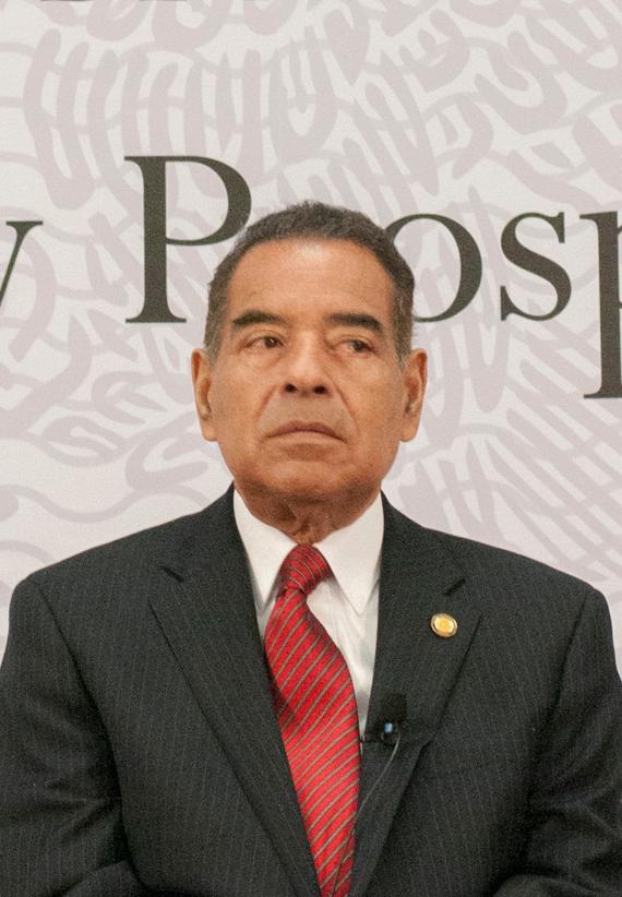 Benítez Treviño. Abuso de poder y prepotencia, como en los años dorados del PRI. Foto: Cuartoscuro