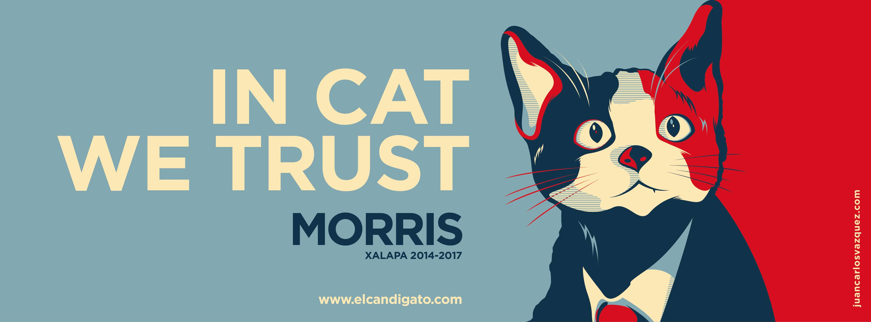Image result for in morris we trust