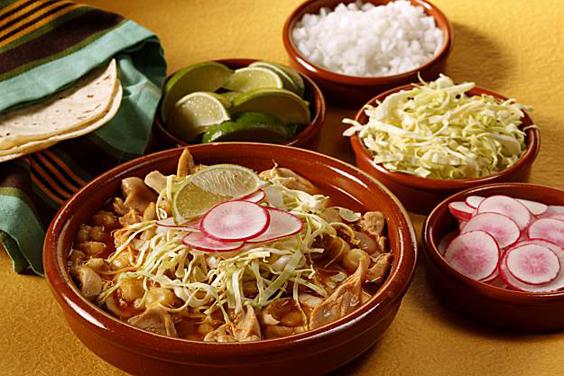 Mexico-Pozole
