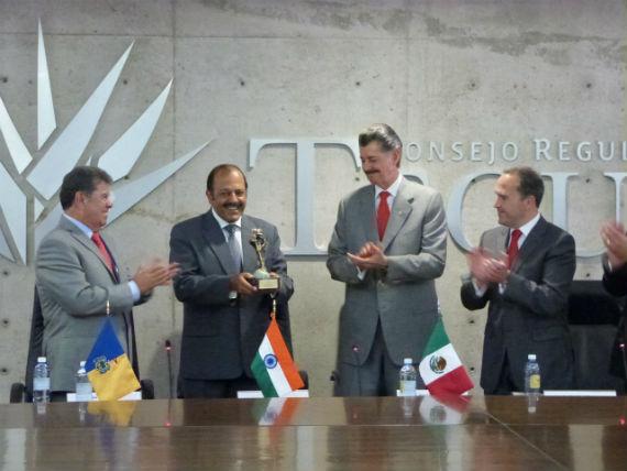 India reconoció la DOT. Foto: Cortesía CRT