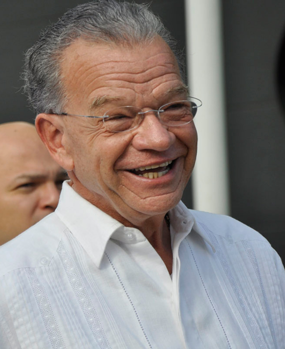 Se le acabó la sonrisa al ex Gobernador de Tabasco. Foto: Cuartoscuro
