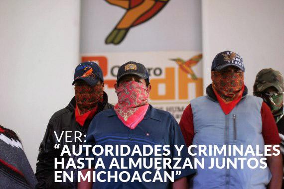 Noticias Recientes En Michoacan