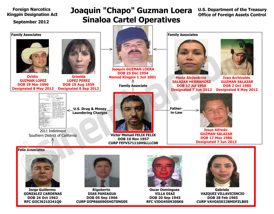 sinaloa cartel Mexico city --one of the sinaloa cartel leaders who launched a struggle for control of the gang following the re-arrest of joaquin el chapo guzman was.