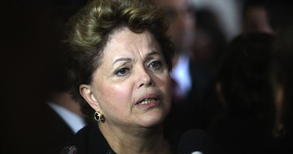 Dilma Rousseff , Presidenta de Brasil. Foto: EFE