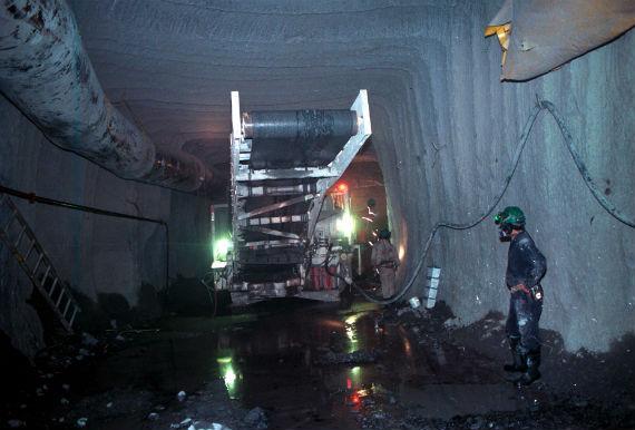 Más de 200 trasnacionales ven a México como destino favorable para la industria minera. Foto: Cuartoscuro