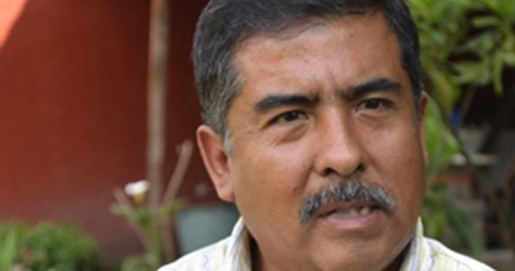 En dos meses han sido asesinados cinco luchadores sociales. En la imagen, Herón Sixto López, defensor indígena de Oaxaca. Foto: Especial