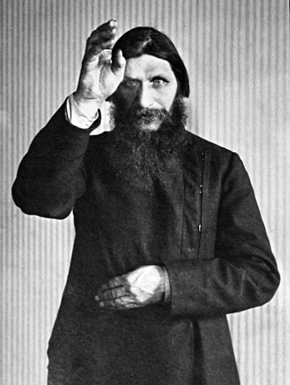 Predicciones de Rasputín para el fin del mundo(ESTE MES)