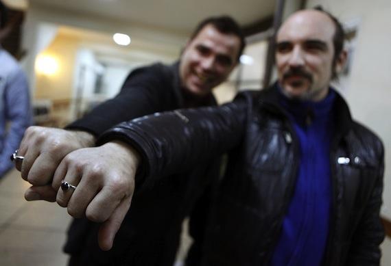 Matrimonio In Extremis : En uruguay se realiza el primer matrimonio entre