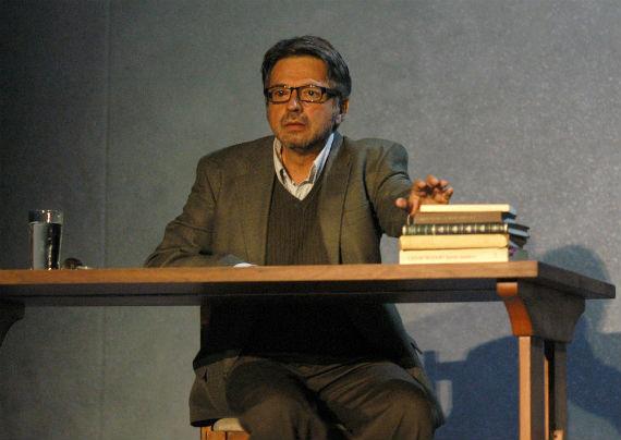 Actor Diego Jáuregui (Foto: Conaculta)