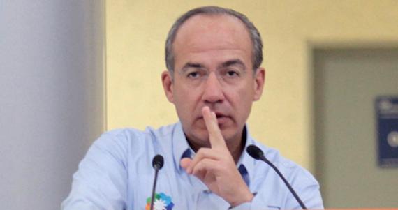 Calderón expresó ayer su indignación por el espionaje de EU. Foto: Cuartoscuro.