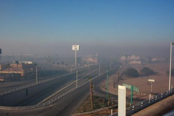 Mexicali es la ciudad más contaminada del país y la tercera a nivel mundial. Foto: bionero.org