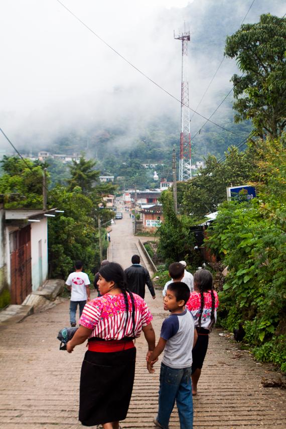 Abandonados de la justicia, en un pueblo pobre. Foto: Antonio Cruz, SinEmbargo
