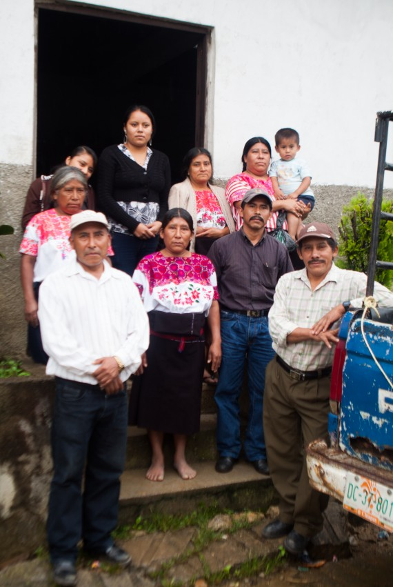 La mayoría de los miembros de la familia tienen más de una década sin verlo. Foto: Antonio Cruz, SinEmbargo