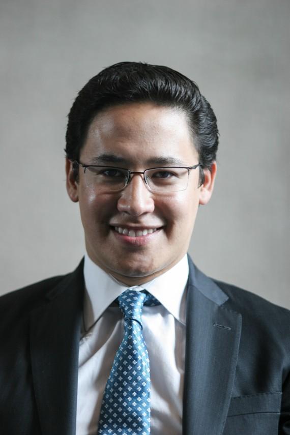 Padilla: lector del Opus Dei y admirador del Jefe Diego. Foto: Francisco Cañedo, SinEmbargo