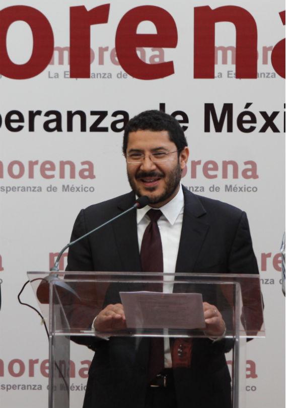 La violencia es producto de los gobiernos y reformas de sexenios anteriores, afirma Martí Batres. Foto: Antonio Cruz, SinEmbargo