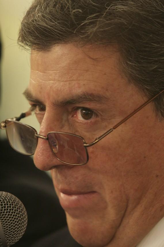 Gerardo López Becerra, presidente de la Concanape. Foto: Cuartoscuro