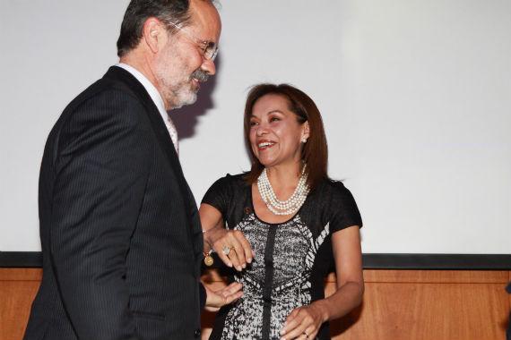 La ex candidata presidencial Josefina Vázquez Mota denuncia corrupción de su propio partido. Foto: Antonio Cruz, SinEmbargo