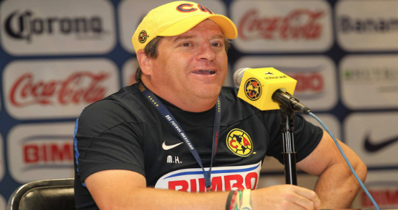 Miguel Herrera, el nuevo entrenador del Tri. Foto: Especial