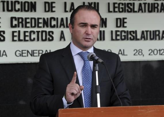 """El líder de los panistas en en la Cámara de Diputados fue acusado de pedir """"moches"""". Foto: Cuartoscuro"""