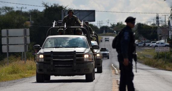 Michoacán en crisis. Foto: Cuartoscuro