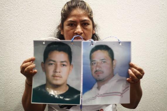 Los desaparecidos, uno de los temas pendientes en derechos humanos. Foto: Antonio Cruz, SinEmbargo