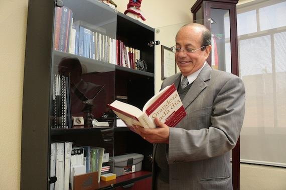 Héctor Mayorga,Director General de la Auditoría Superior del estado, Foto: Luis Ricardo Solache Coronado, para SinEmbargo