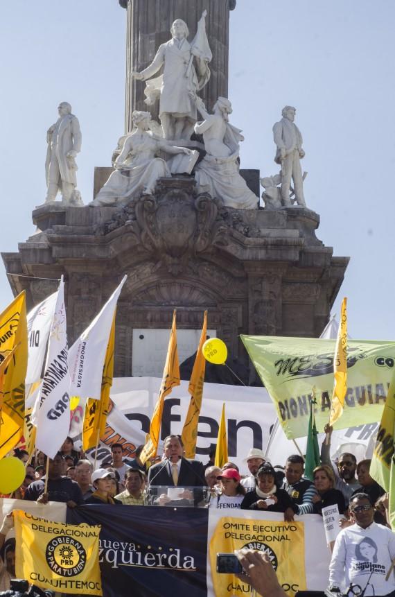 La Reforma Energética no está . Foto: Antonio Cruz, SinEmbargo