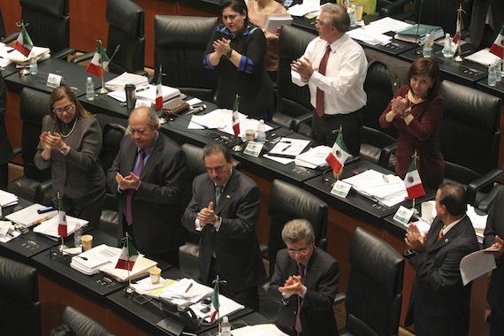 Los senadores habían señalado que las leyes secundarias necesitaban la atención suficiente de todos los legisladores . Foto: Cuartoscuro