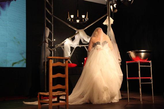 Tutte contra Verdi, un espectáculo contra la violencia de género en la ópera. Foto: Facebook
